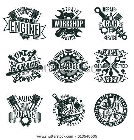 free design logo tool mechanic logo stock images royalty free images vectors