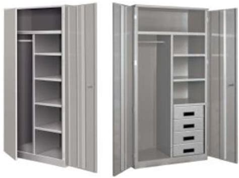 Metal Wardrobe Cabinets by Deluxe Metal Wardrobe Cabinets And Other Wardrobe Cabinets