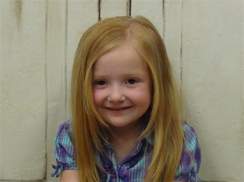 hairstyles for long hair little girl cute and simple little girls long hairstyle and more