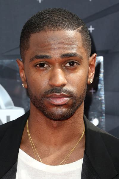 what is big sean s hairstyle big sean photos celebs arrive at the 2015 bet awards