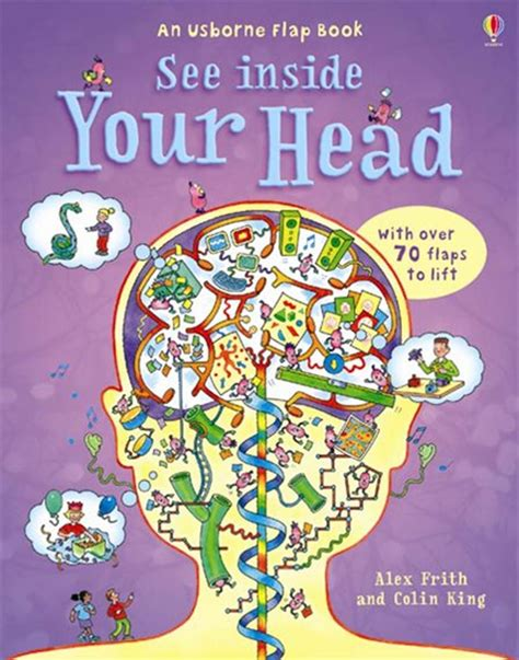 See Inside Your see inside your head at usborne books at home