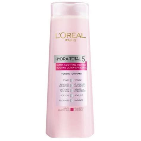 Toner L Oreal l oreal hydra total 5 ultra soothing toner reviews photos makeupalley