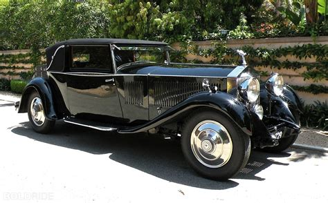 Vintage Rolls Royce Phantom Stream Video