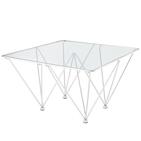 prism table prism side table brickell collection