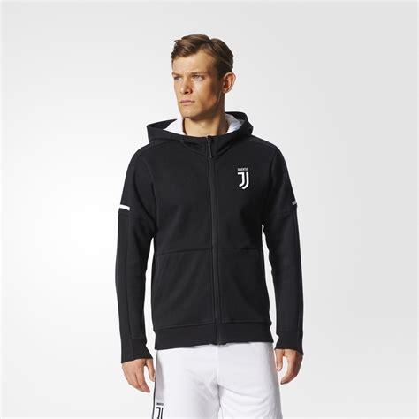 Hoodie Juventus Hitam 3 Noval Clothing adidas juventus anthem z n e hoodie black adidas us