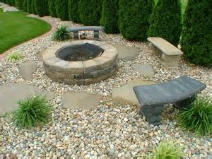 Firepit Landscaping Landscaping Rocks Pit Ideas Chairs Landscaping Rocks And Comfy Chair