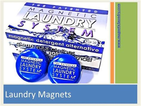 magnetic laundry authorstream
