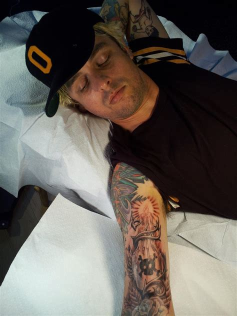 joe tattoo billie joe tattoos