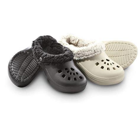 dawgs slippers s dawgs 174 fleece lined shoes 150597 sandals flip