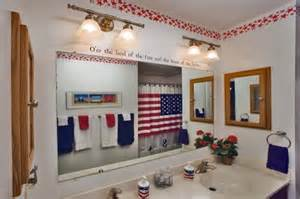 patriotic bathroom decor show off your patriotism with americana d 233 cor bath pro