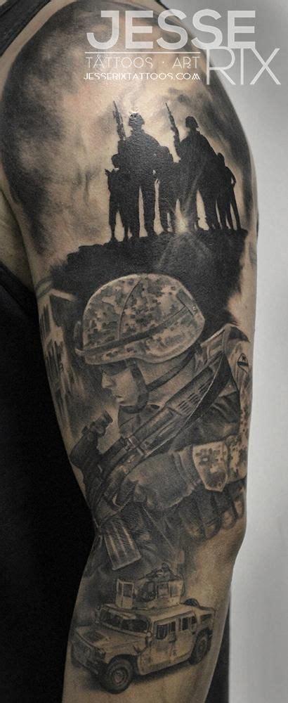 marine corps sleeve tattoo designs rix marine i want t to get a tat kinda