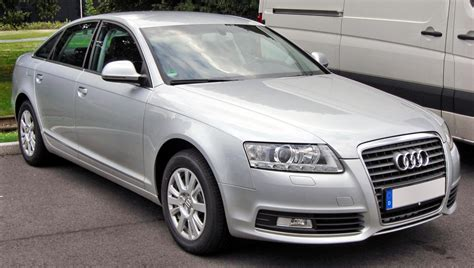 Audi C6 A6 by File Audi A6 C6 Facelift 20090712 Front Jpg