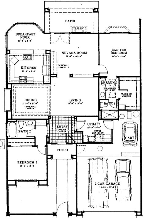 sun city summerlin floor plans sun city summerlin floor plans grafton