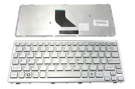 Keyboard Laptop Toshiba Portege T210 keyboard toshiba satellite t210 t215 t230 us silver jakartanotebook