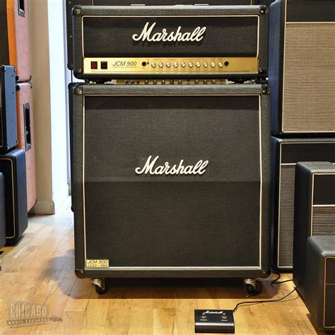 Cabinet Marshall by Marshall Jcm900 Cabinet Used Reverb