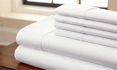 100 cotton sheets reviews best egyptian cotton 1 200tc 100 egyptian cotton 4 piece sheet set groupon