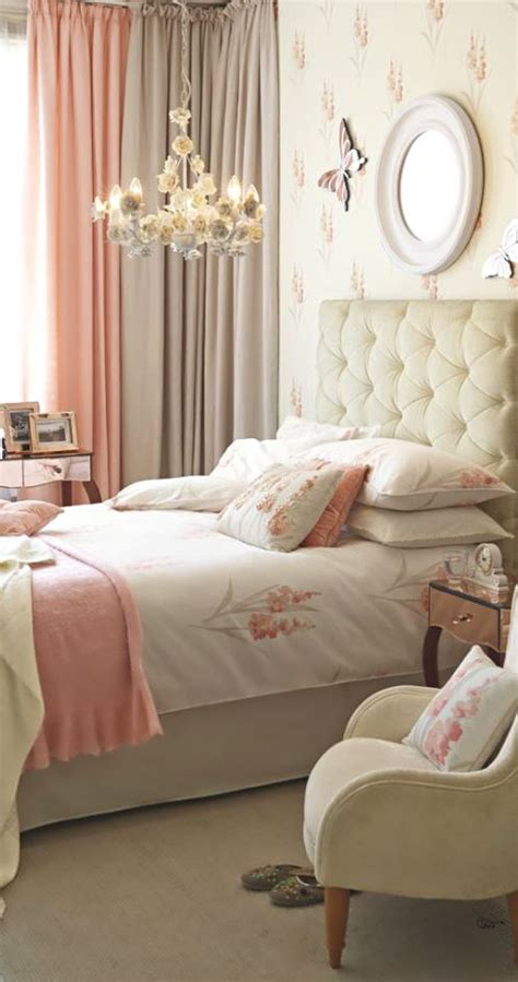 Beige And Pink Curtains Decorating Brilliant Pastel Bedroom Design Ideas Decoholic