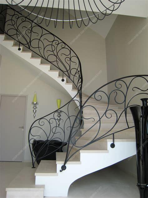 Fer Forge Stairs Design Res D Escalier En Fer Forg 233 Nouveau Mod 232 Le Liane B2 Staircases