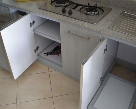 Rak Dapur Bawah sinar maju aluminium surabaya