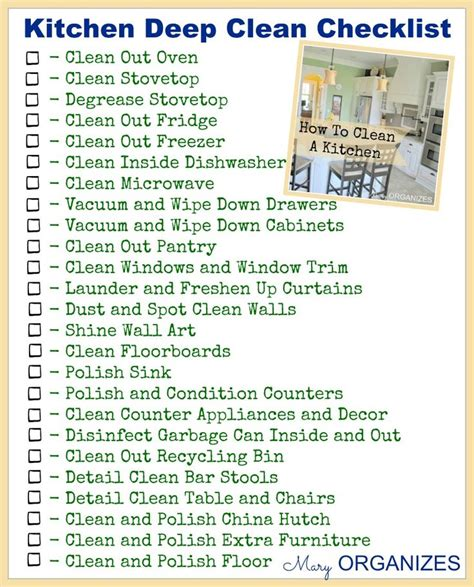 how to deep clean house 25 best ideas about deep cleaning checklist on pinterest