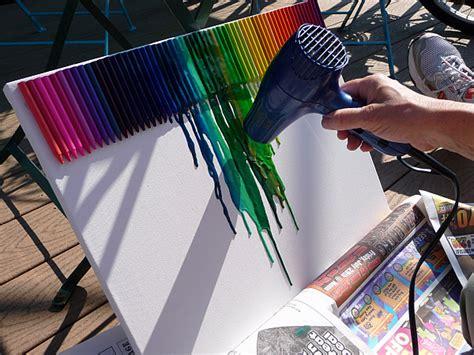 diy crayon crafts handgemacht la kukita