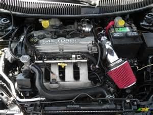 2005 Dodge Neon Engine 2005 Dodge Neon Srt 4 2 4 Liter Turbocharged Dohc 16 Valve