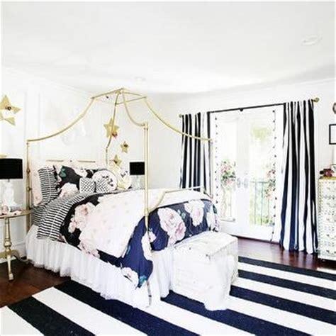 Set Emily Kid 2w Black White the emily and meritt pirate black and white stripe sheet set