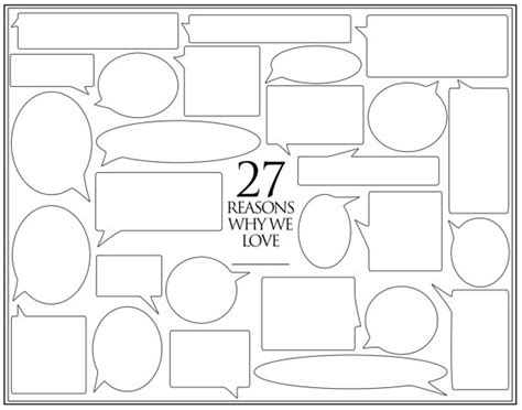 template photoshop love personalized birthday present 27 reasons we love you