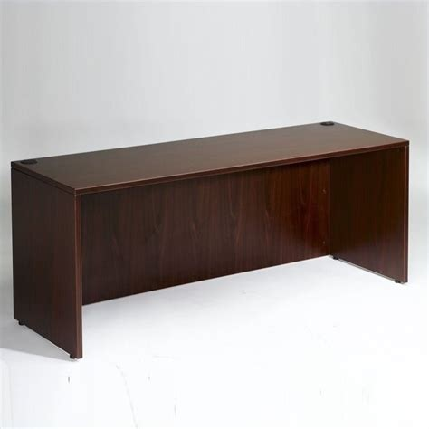 Office Desk With Credenza Wood Credenza Desk N143