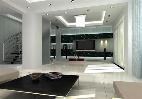 duplex house living room design image
