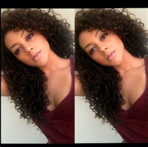 chemical curls for black hair natural curly hair curly hair pinterest