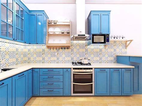 wallpaper dinding dapur 27 desain dapur minimalis modern terbaru 2018 dekor rumah