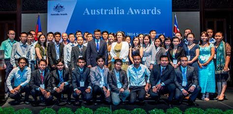 Mba Scholarship In Australia 2015 by 2015 Australia Awards Scholarships Launching Event