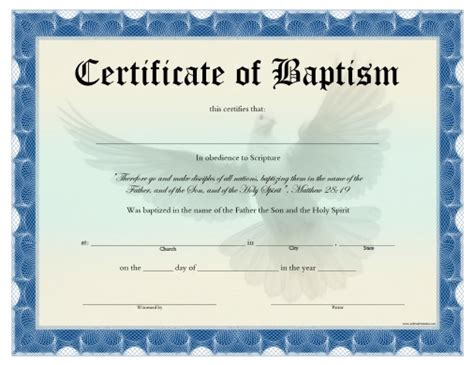 baptism certificate template free search results for baptismal certificates calendar 2015