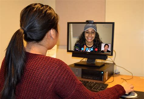 video chat rooms university libraries