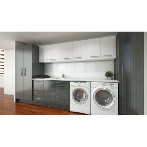 Timberline Modular Laundry Cabinet System Tuck Plumbing