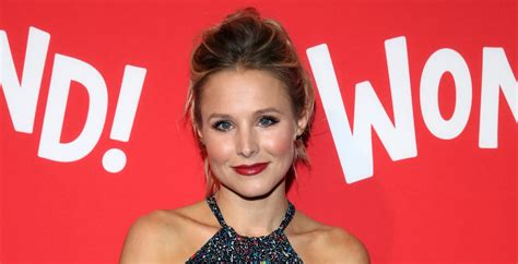 kristen bell instagram kristen bell joins instagram posts cute kissing pic with