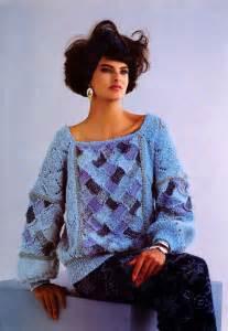 styles of 1985 linda evangelista for anny blatt 1985 fashion 1980s