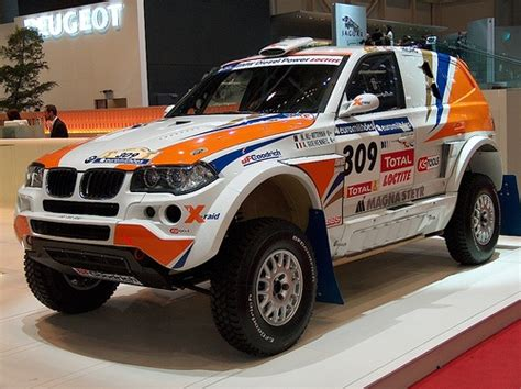 bmw rally off road bmw x3 dakar bmw m power alpina messerschmitt