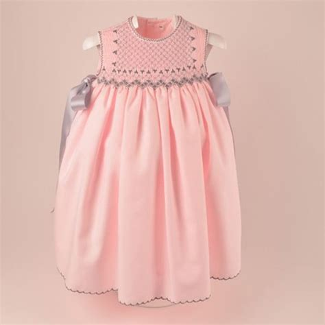11 Babol Angelia Pink 1029 best smock recuerdos de images on heirloom sewing smocked dresses