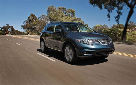 murano nissan 2012 driven 2012 nissan murano automobile magazine