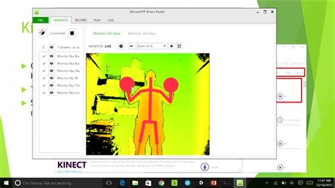 unity kinect tutorial windows making your body the controller kinect tutorial for