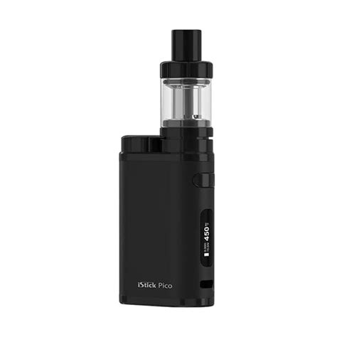 Vape Eleaf Dan Reuleaux jual eleaf istick pico starter kit vaporizer vape rokok elektrik 75 watt black