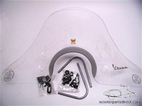 Koas Polo Vespa Logo Oceanseven modern vespa which windshield or flyscreen would you