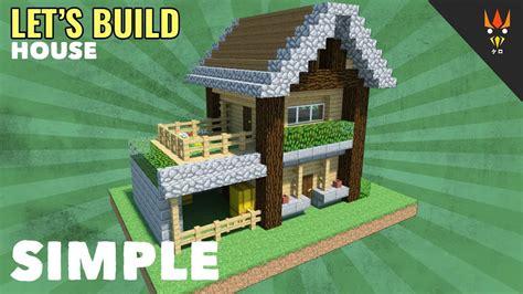 membuat rumah mewah di minecraft minecraft membuat rumah survival 2 youtube