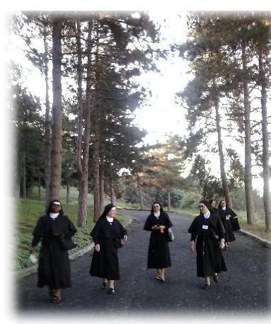 camino roma camino roma siervas de
