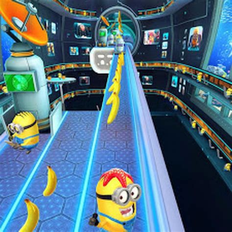 Download Game Android Minion Rush Mod | mod despicable me minion rush android mod v1 7 2 free