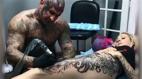 tattoo extreme pain most painful place on your body to get a tattoo part 1