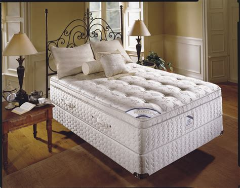 Matras Bed No 1 sealy bedden belvedere