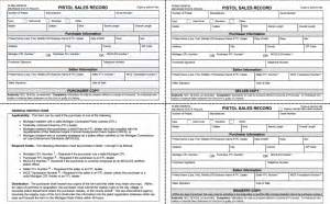 Oregon Background Check Form Gun Background Checks In Michigan Background Ideas